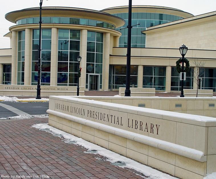 Abraham Lincoln Başkanlık Kütüphanesi ve Müzesi