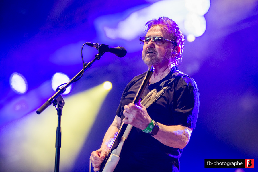 Blue Oyster Cult @ Hellfest (Clisson) - 18 juin 2017