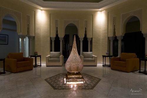 Hotel Marriot, Fez, Marruecos