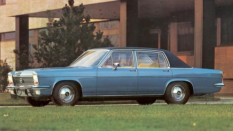 Opel-Diplomat-B