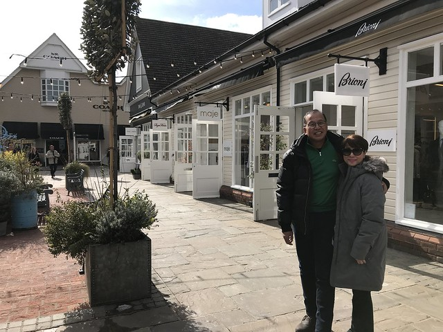 Bicester Village ECY ACTY  March 20, 2018