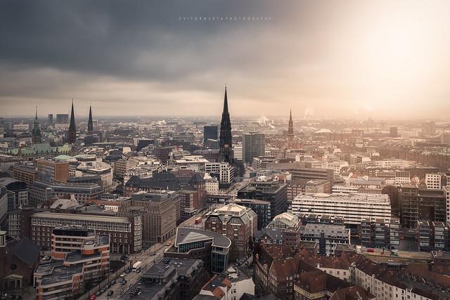 A postcard from Hamburg, Canon EOS 5D MARK III, Canon EF 24mm f/1.4L II