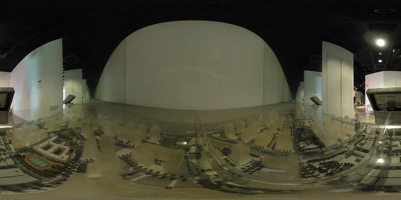 立體建築模型