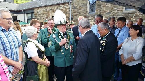 6.8.17 Kapellenverein gratuliert Pastor Fechler zum Jubiläum (7)