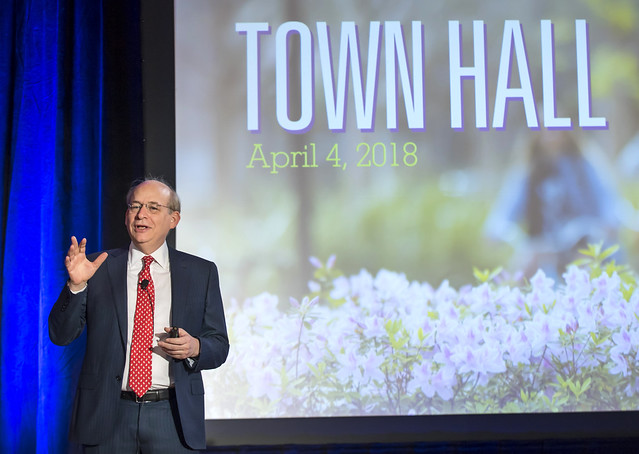 2018 spring town hall