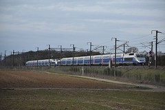 TGV DUPLEX en UM - Photo of Châtres