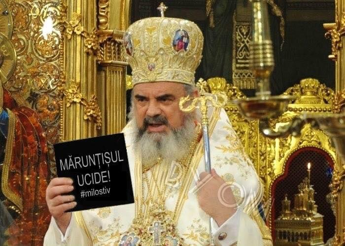 Ortodoxul-șef Daniel Ciobotea