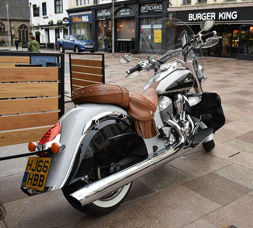 Indian Chief Motorcycle