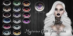 Misschevious - Gothic Glare Gacha Vendor