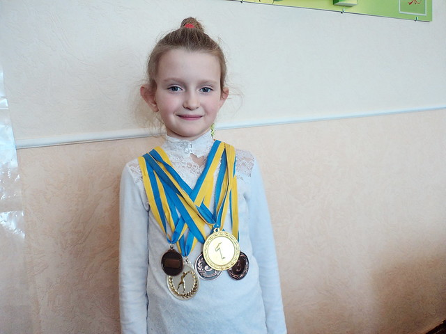 Поліна Биченко