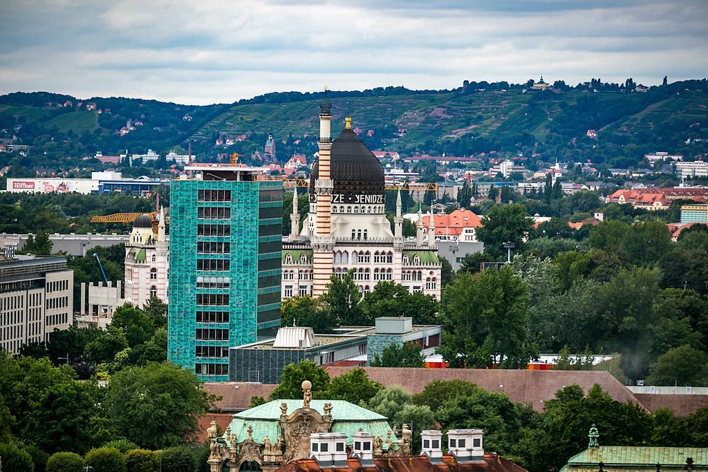 Церковь Креста в Дрездене города, церкви, стиле, церковь, также, здание, пожара, лестница, Дрездене, колокольню, музыки, более, перед, является, площадке, Чьито, Дрездена, главная, Башня, время