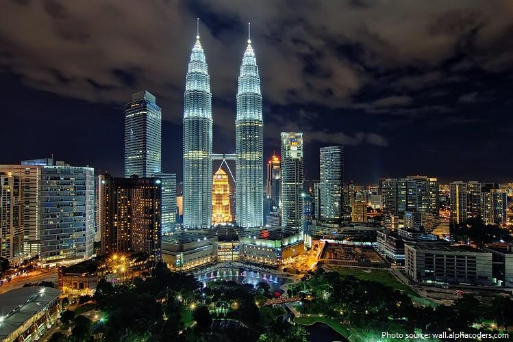 Kuala Lumpur - Petronas İkiz Kuleleri