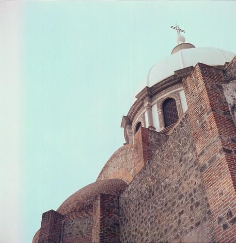 Piedra de sacrificios o el asiento del rey? Cholula Puebla