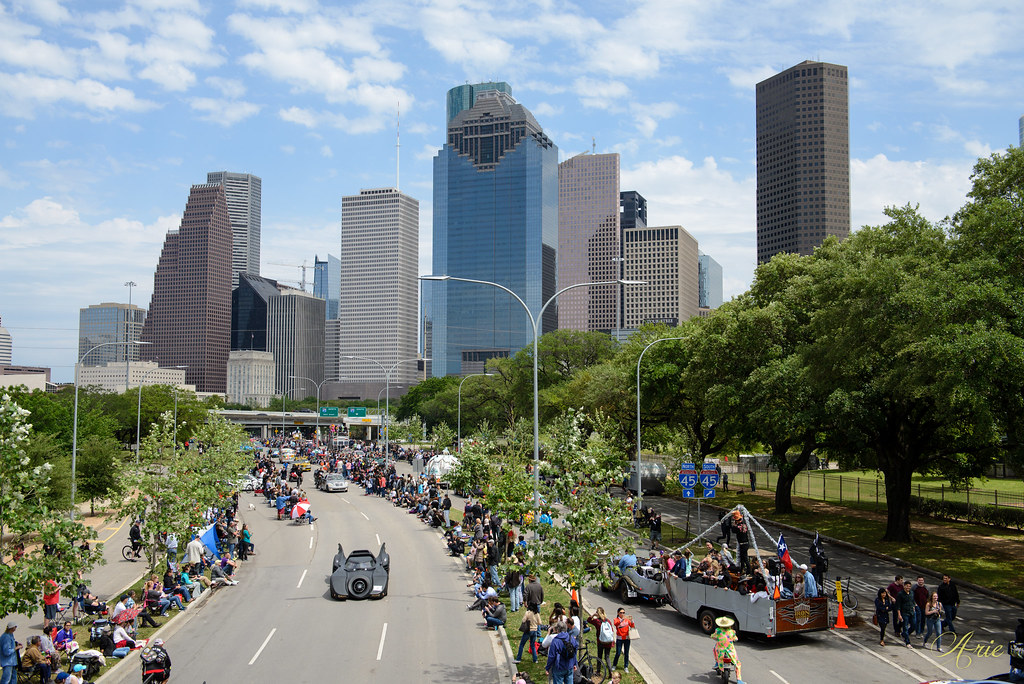 2018 Houston Art Car Parade