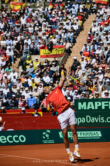 Cuartos de final Copa Davis by BNP Paribas