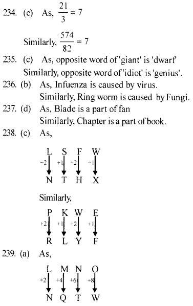 ssc-reasoning-solved-papers-analogy - 43