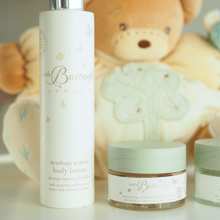 Little Butterfly London Body Lotion