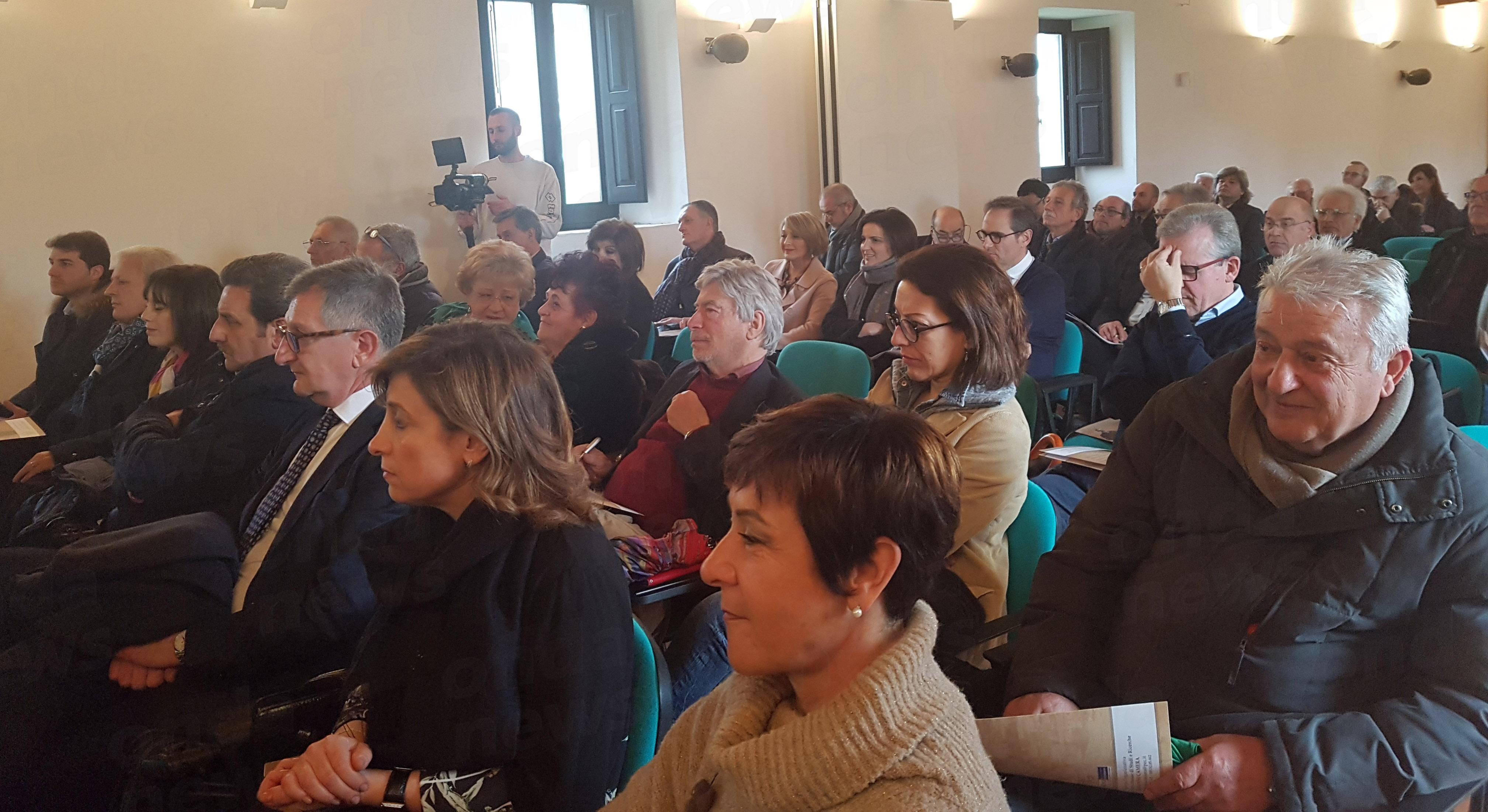 pubblico accademia Giovanni Camera