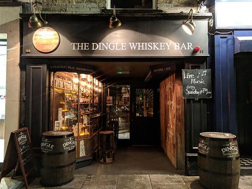 our favorite whiskey bar in Dublin