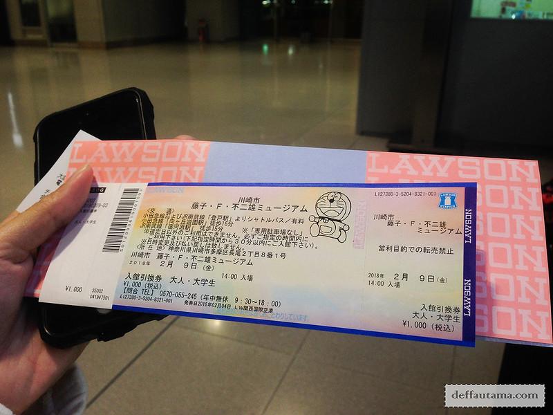 Doraemon Museum - Tiket Doraemon Museum
