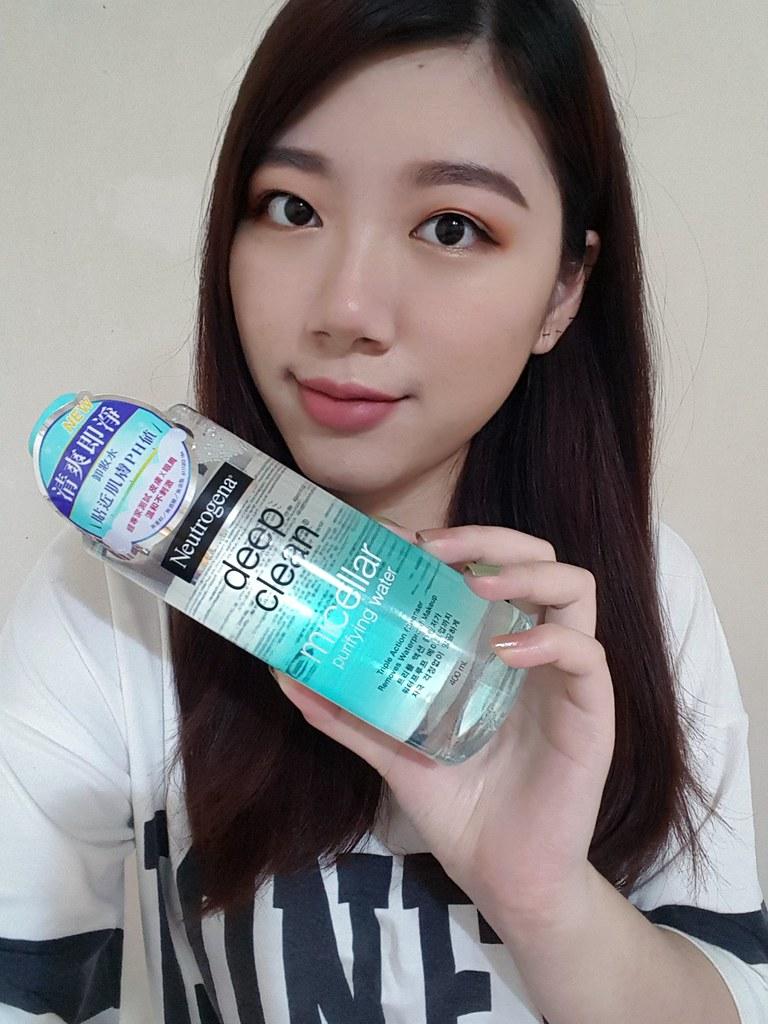 露得清深層淨化高效即淨卸妝水10