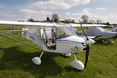 G-HMCB Best Off Skyranger [BMAA/HB/536] Popham_020509