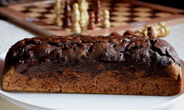 Chocolate Banana Cake Healthy
