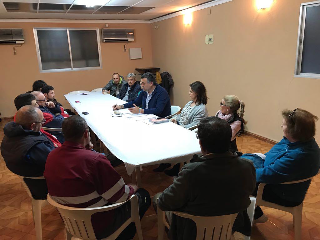 Los empresarios de Coria se unen para reivindicar el proyecto de obras de los accesos a la ciudad por la carretera de Guijo y Montehermoso