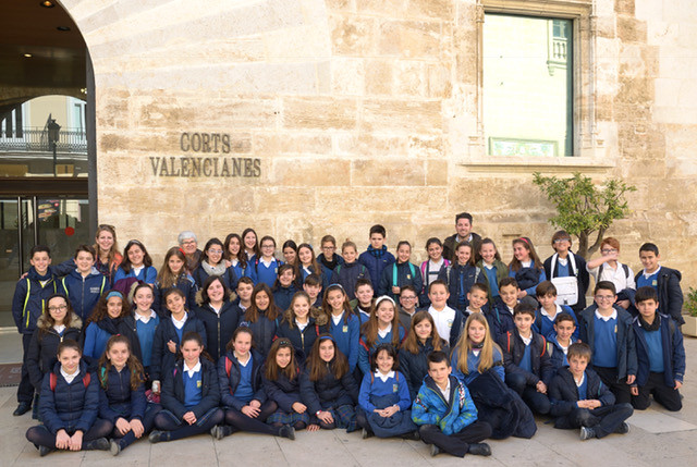 Corts Valencianes 5é Primària