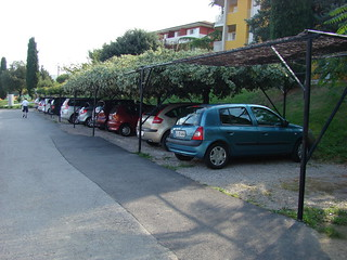 Парковка в San Simon