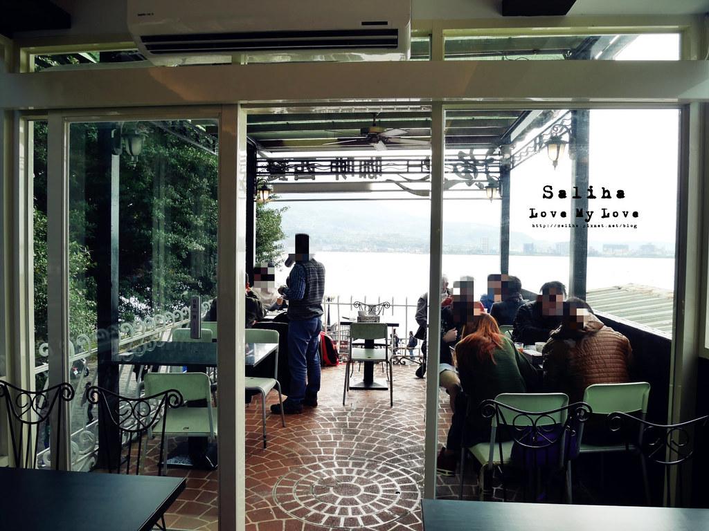 淡水老街景觀餐廳Pescador Cafe 漁夫先生 (22)