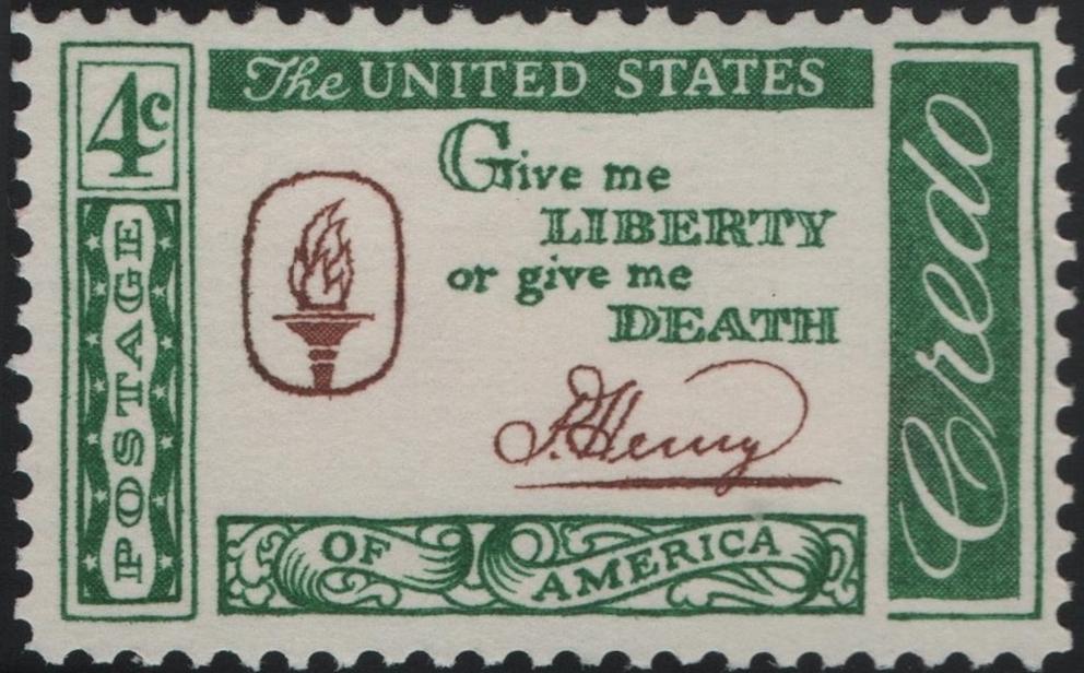 United States - Scott #1144 (1961)