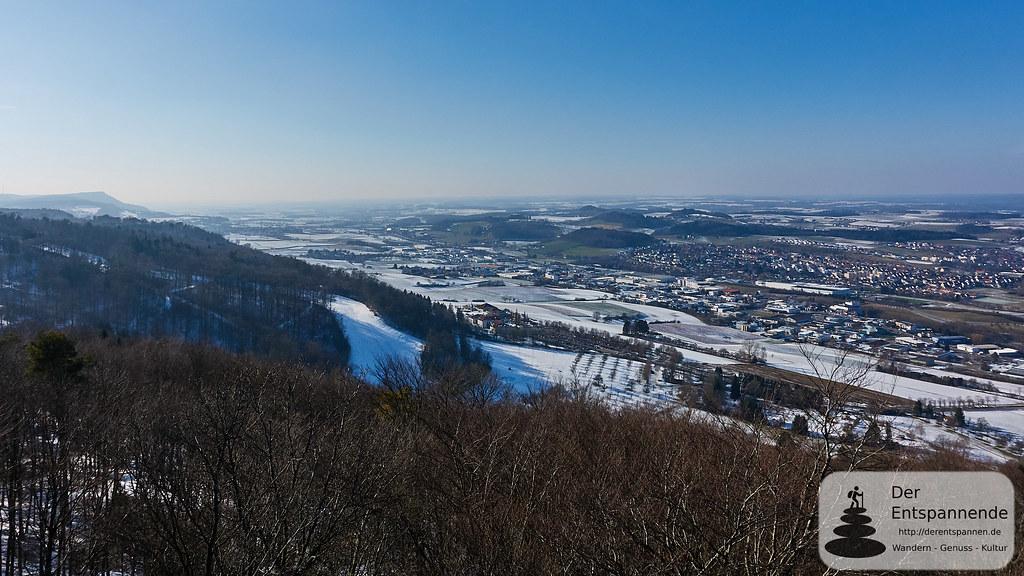 Blick vom Aalbäumle-Turm
