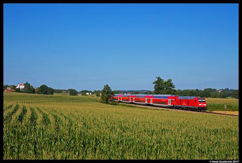 DB 245 010, Dorfen 05-08-2017