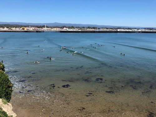 Santa Cruz at Cowel's Beach