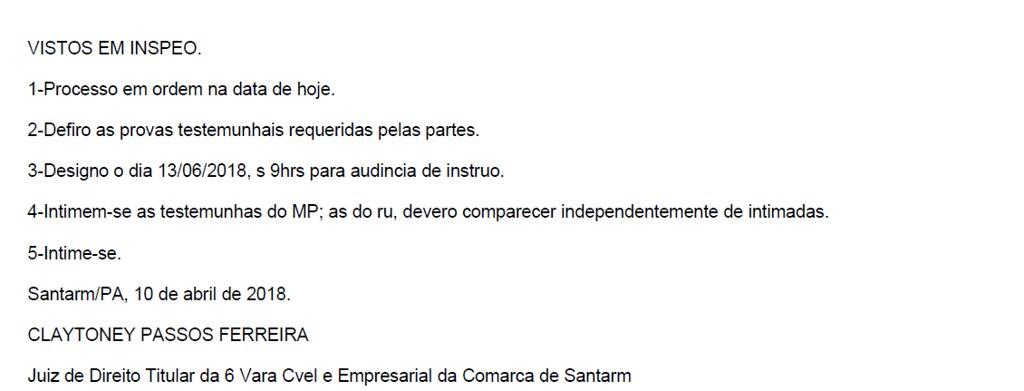 Erasmo Maia - improbidade administrativa