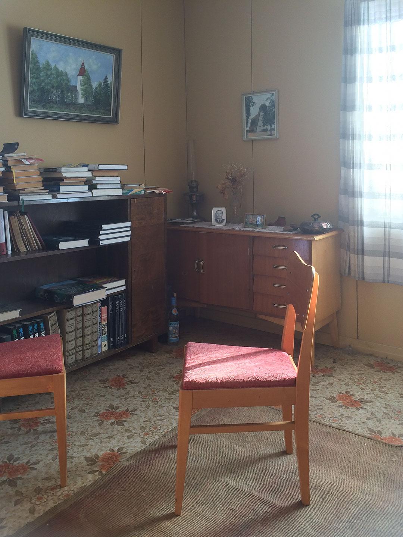 1950's house aka my Granma's house