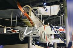 Airco DH.4 Replica 'A3295/102' Quantico 13-11-06