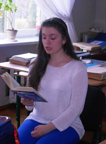 Недільна читанка 15.04.18 О. Грибоєдова