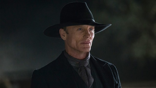 The Man in Black - Westworld