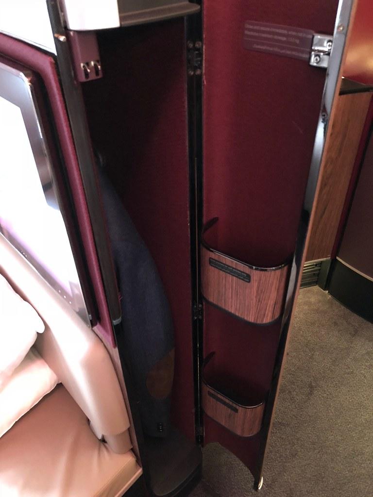 Qatar A380 First Class 22