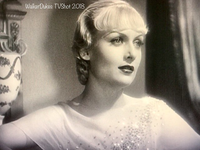 Young Actress Carole Lombard made a brief appearance in 1933s The Eagle and The Hawk and was called The Beautiful Woman