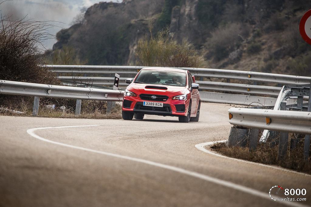Subaru WRX STI - Ford Focus RS 8000vueltas.com-19