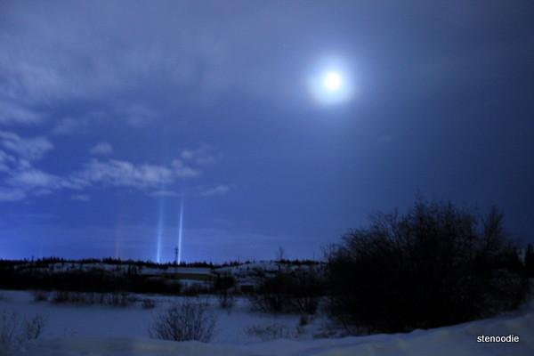 polar flares