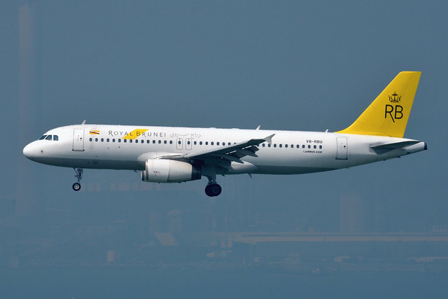 Royal Brunei Airlines V8-RBU