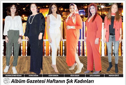 Aslıhan Zeynep Dizdar, Fatma Doğan, Gizem Songun, Hülya Okşar, Leyla Aykanat, Meryem Küpçü