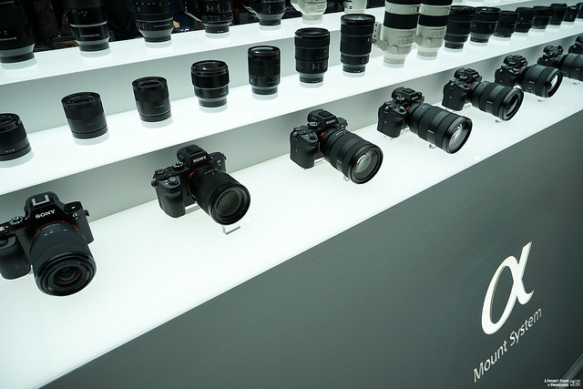 【CP+ 2018】Sony Alpha7 Mark III | 06