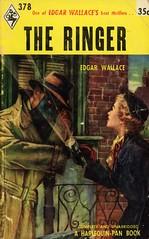 Harlequin-Pan Books 378 - Edgar Wallace - The Ringer