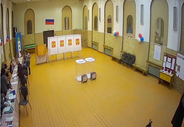 УИК № 963. Красная Горбатка, ул. Пролетарская ул., 3