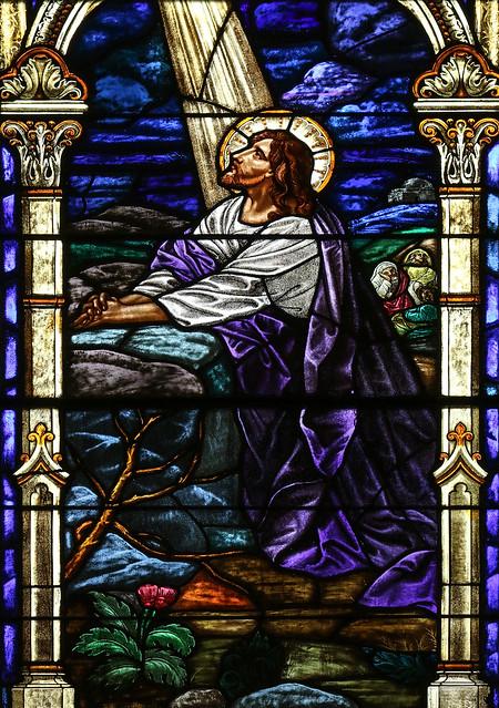 Christ Making Entreaty